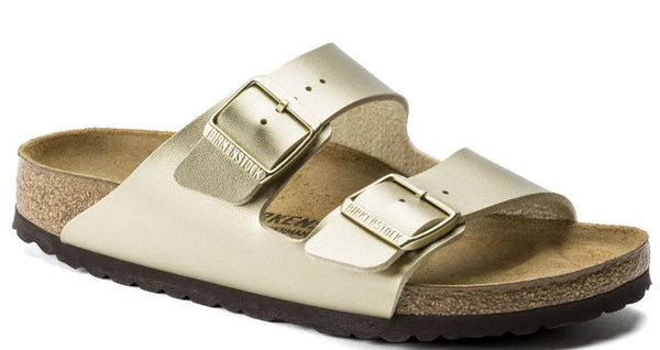 BIRKENSTOCK Arizona Birko-Flor Women | Gold (1016110)