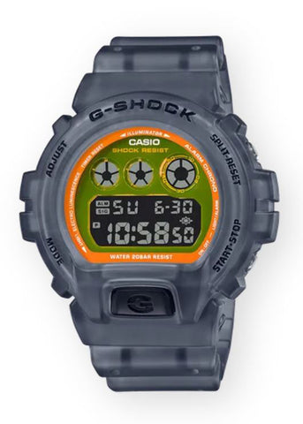 G-SHOCK DW6900LS-1 Men |  Grey