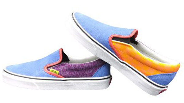 VANS Classic Slip On Unisex | Mix & Match (VN0A4BV316V)