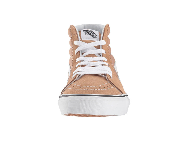 VANS SK8-Hi Unisex | Tiger's Eye / True White (8GEQSV)