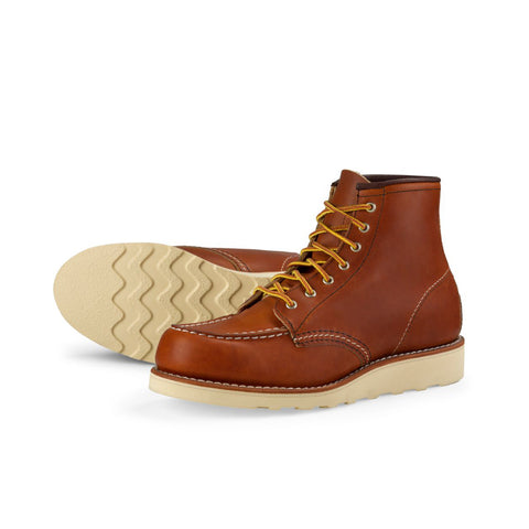 RED WING Classic Moc Women | Oro Legacy (3375)