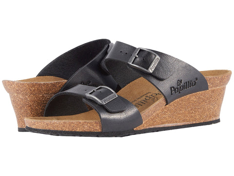 BIRKENSTOCK Papillio Dorothy Women | Graceful Licorice (1009904)