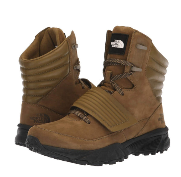 THE NORTH FACE Raedonda Boot Sneaker Mid Women | Fir Green/TNF Black (NF0A3K3W)