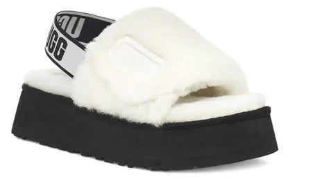 UGG Disco Slide Women | White