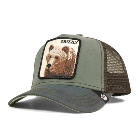 GOORIN BROS Grizz Cap | Olive (8938)