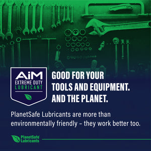 Planetsafe lubricants AIM extreme duty lubricant - what is the best wd-40 alternative replacement safe