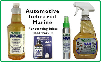 PlanetSafe AIM Lubricants