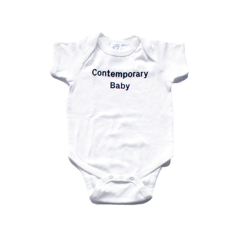Contemporary Baby Onesie