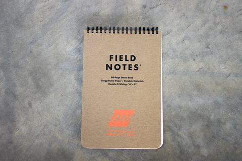 CAM Field Notes