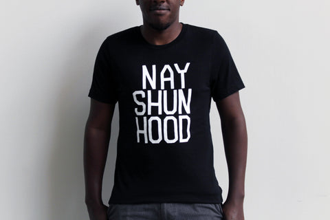 Tate Foley's NAY SHUN HOOD T-Shirt