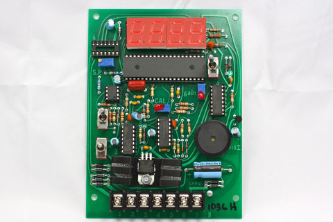 Hi-Temp Alert Circuit Board