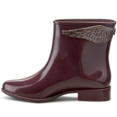 Mel by Melissa - Goji Berry Rainboot Violet - GABRIEL CHAUSSURES