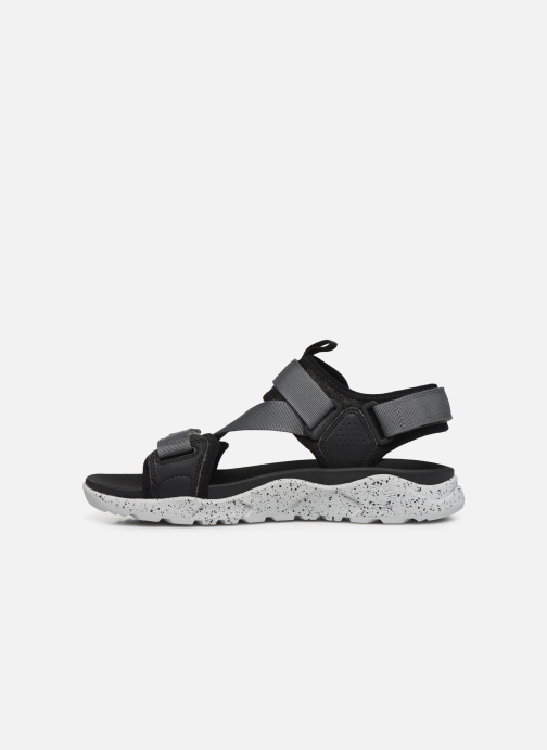 Timberland - Sandales noires Ripcord pour homme
