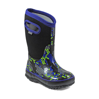 Bogs - Kids Classic Axel in Black Multi