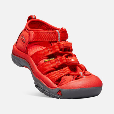 Keen - Newport H2 in Firey Red - GABRIEL CHAUSSURES