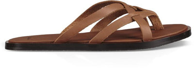 Sanuk - Yoga Strappy in Tobacco - GABRIEL CHAUSSURES