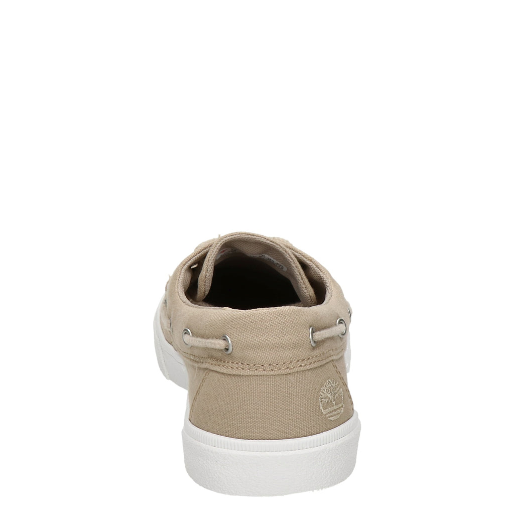 Timberland - Chaussures Union Wharf 2 Eye Boat Beige pour homme