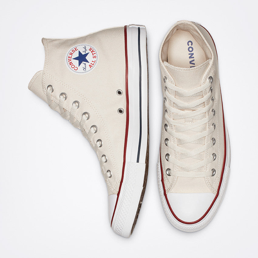 Converse - Chuck Taylor All Star Ivory High Top