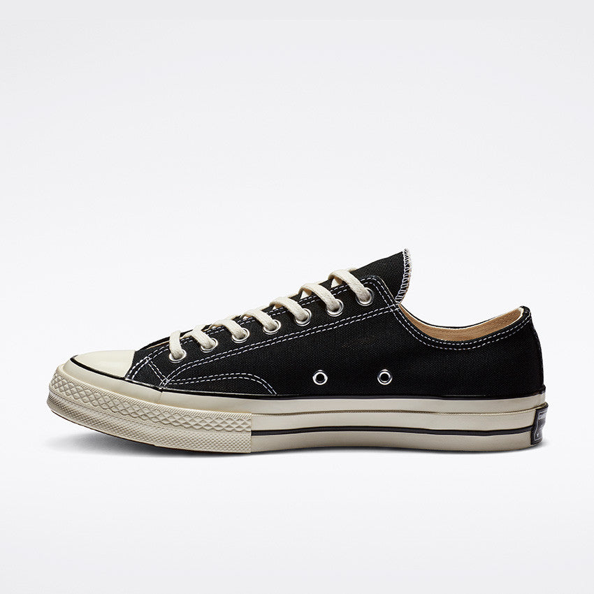 Converse - Chuck 70 Low Top Black  162058C