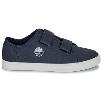 Timberland - Newport Bay Oxford Navy Canvas Kid's