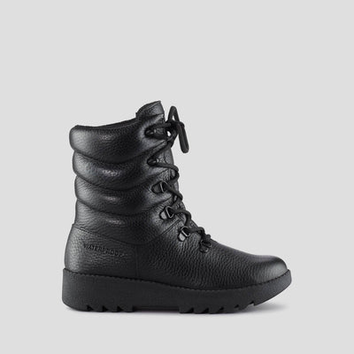 Cougar - Blackout Leather Winter Boot - GABRIEL CHAUSSURES