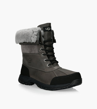 UGG- Men's Butte Grey Winter Boots