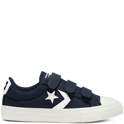 Converse- kids Chuck Taylor All Star Star Player 3V  Low Top Navy