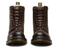 Dr Martens - Serena Dark Brown Burnished Wyoming - GABRIEL CHAUSSURES