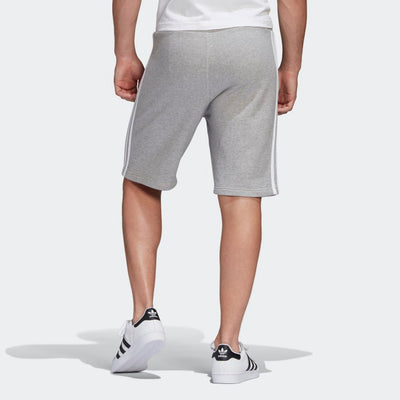Adidas- Men's 3 Stripes Short Grey DH5803