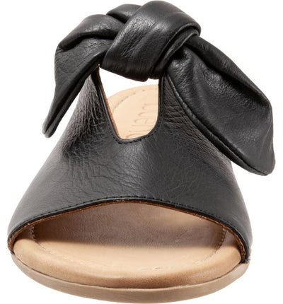 Bueno - Joley Leather Black