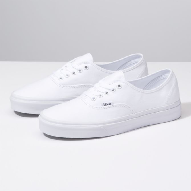 Vans - Authentic en vrai blanc