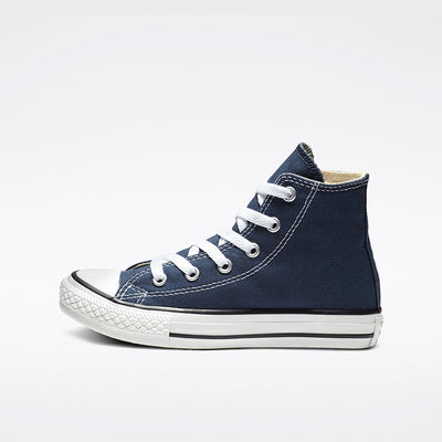 Converse- Kids Chuck Taylor All Star High Top Navy