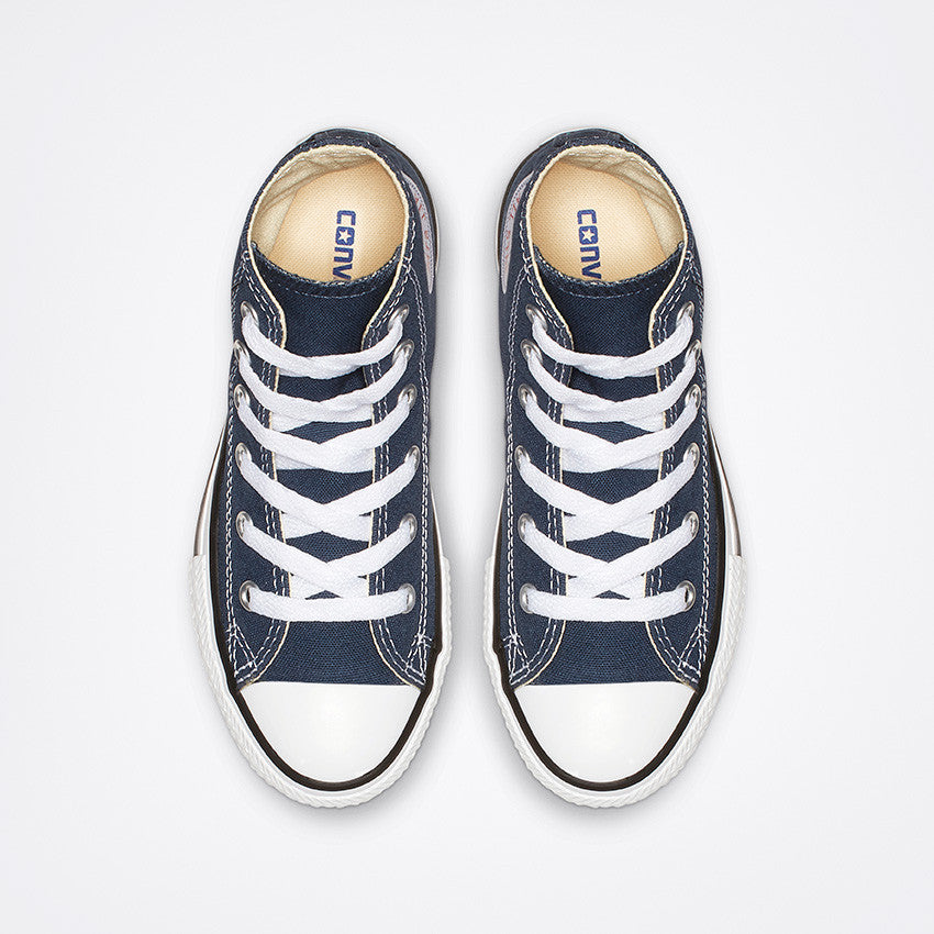Converse- Enfants Chuck Taylor All Star High Top Navy