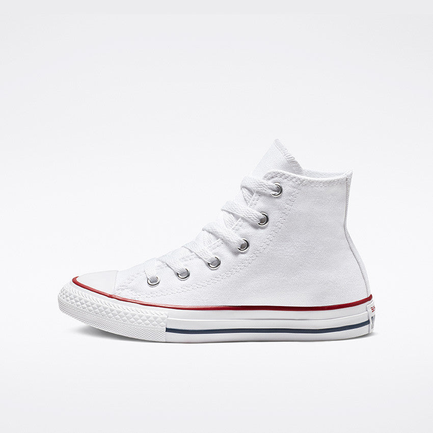 Converse- Enfants Chuck Taylor All Star High Top Blanc