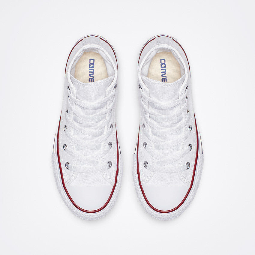 Converse- Kids Chuck Taylor All Star High Top White