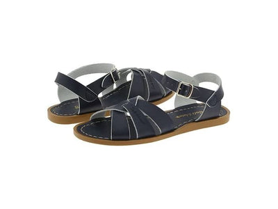Salt Water - Women's Original Sandals Navy Blue 887