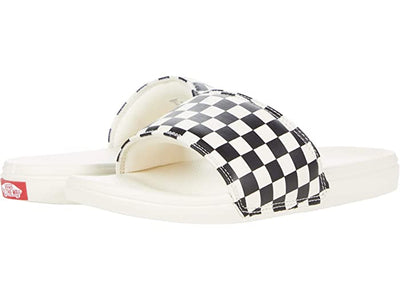 Vans - Women's La Costa Slide-On Checkerboard/White VN0A5HFER6R