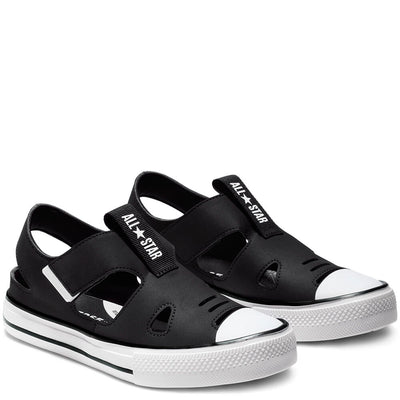 Converse- kids Chuck Taylor All Star Superplay Sandal Black