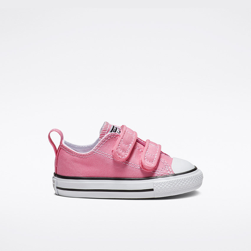 Converse- Enfants Chuck Taylor All Star 2V Low Top Rose