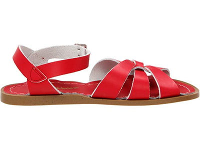 Salt Water - Women's Original Sandals Red 884