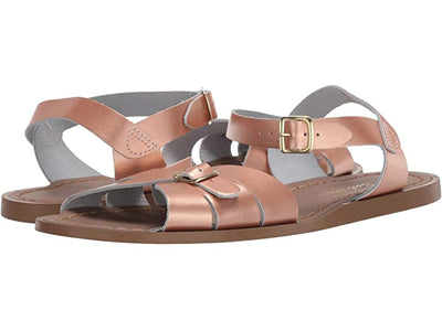 Salt Water - Women's Classic Sandals Rose Gold 921