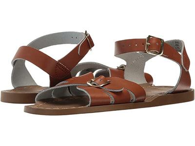 Salt Water - Women's Classic Sandals Tan 905