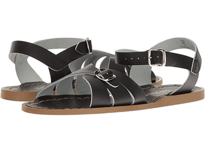 Salt Water - Women's Classic Sandals Black 906