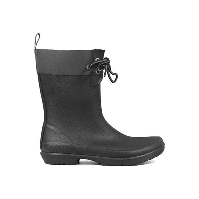 Bogs - Women's Flora 2 eye Boots Black