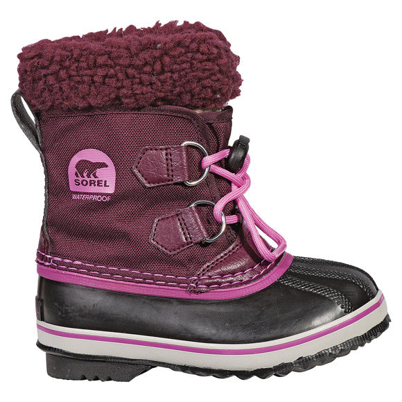 Sorel - Pac Nylon Purple Enfants