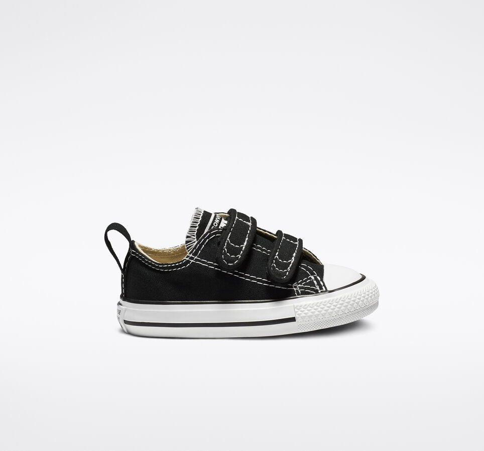 Converse- kids Chuck Taylor All Star 2V Low Top Black