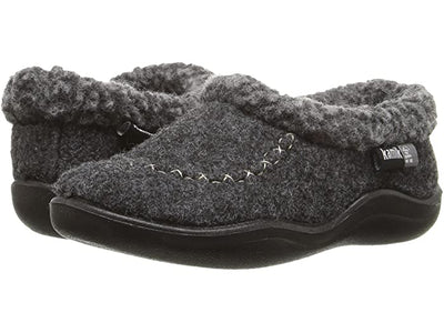 Kamik - Kid's Slippers Cozy Cabin2 Black