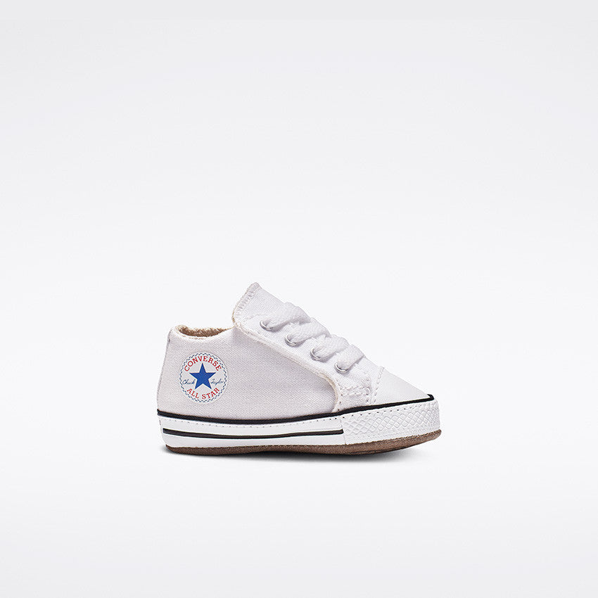 Converse - Cribster Mid Blanc