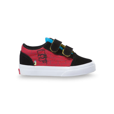 Vans - Enfants Old Skool Les Simpsons El Barto
