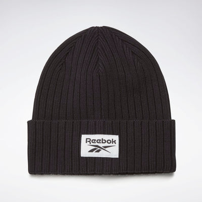 Reebok- Active Fondation Logo Beanie Black